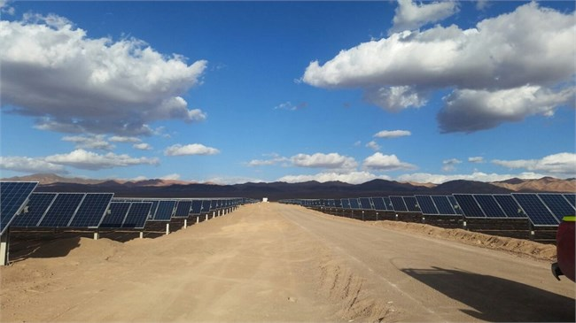ANDES SOLAR PARK